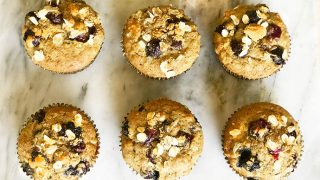 Healthy Morning Blueberry Muffins to Energize Your Day