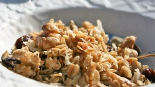 Toasted Cranberry, Pumpkin Seed and Walnut Granola