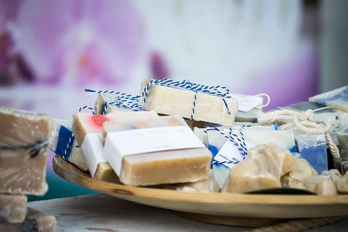 DIY Soap Recipes: Lavender Oatmeal and Honey Oatmeal