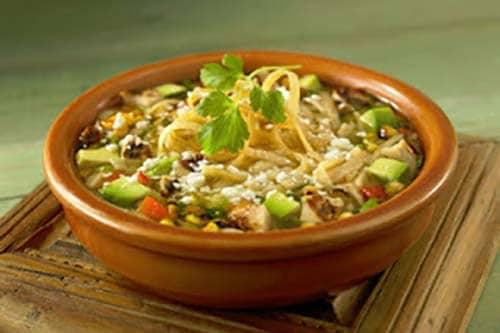 Chicken Tortilla Soup: A Lighter and Healthier Southwest Soup