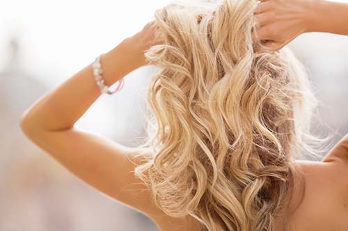 8 Pantry Foods for Healthy Shiny Hair