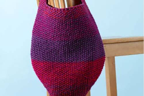 Summer Knit Tote