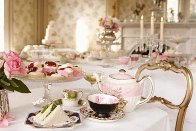 Taking Afternoon Tea Like the British | 31Daily.com