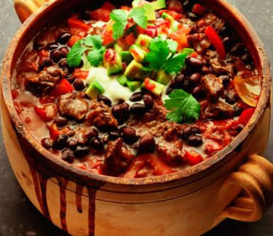A Family Favorite: Slow Cooker Turkey Chili | 31Daily.com