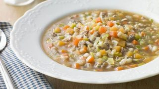 Celebrating St. Andrew's Day with Traditional Scotch Broth