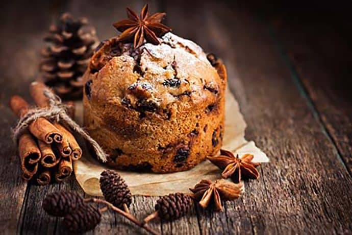 A Delicious Christmas Dried Fruit Fruitcake | 31Daily.com