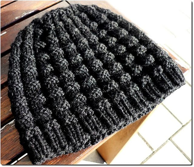 Men\'s Knit Hat Pattern - 31 Daily