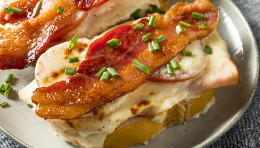 Authentic Kentucky Hot Brown