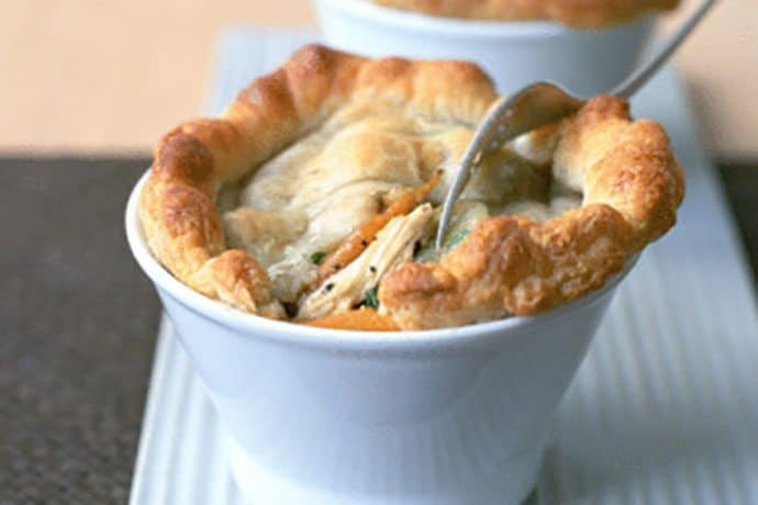 Easy to Make: Comforting Chicken Pot Pie