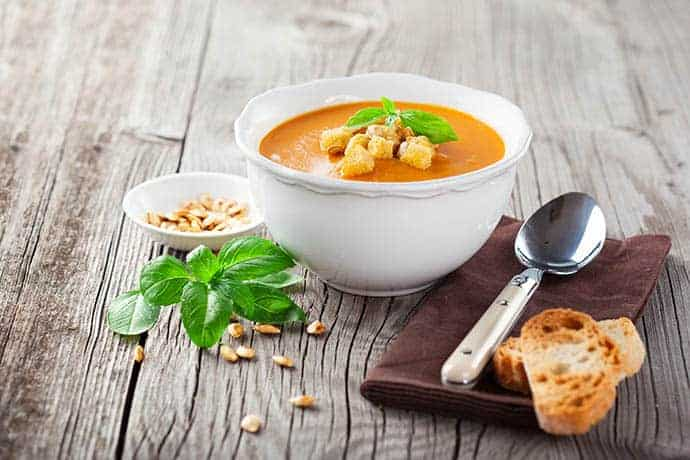 Butternut Squash Soup: A Simple and Delicious Cold Weather Soup