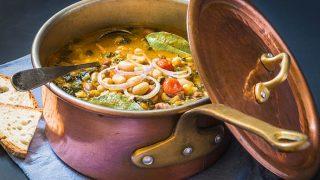 A Classic Ribollita: Tuscan Bean Soup Recipe