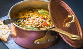 A Classic Ribollita: Tuscan Bean Soup Recipe | 31Daily.com