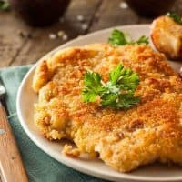 Homestyle and Pan-Seared German Chicken Schnitzel | 31Daily.com