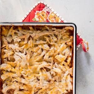 Easy Chicken Tamale Casserole | 31Daily.com