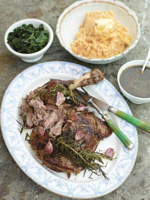 Jamie Oliver's Roasted Lamb Shoulder: A Perfect Spring Dinner | 31Daily.com