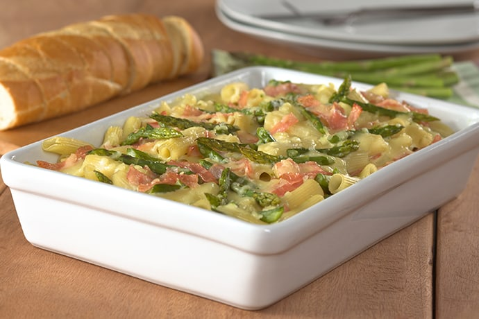 An Easy Springtime Favorite: Ham and Asparagus Casserole | 31Daily.com