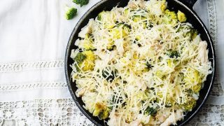 A Comfort Classic: Chicken, Broccoli and Rice Casserole