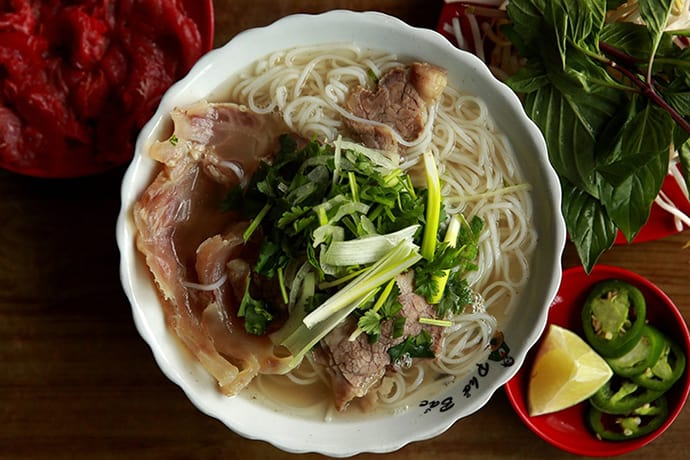 Seasonal Antidote: A Perfect Pho