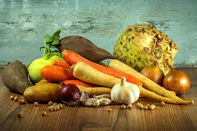 Growing, Cooking… Eating