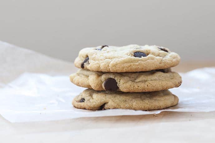 Most Requested Chocolate Chip Cookies