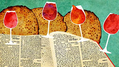 Passover Seder... In a Nutshell