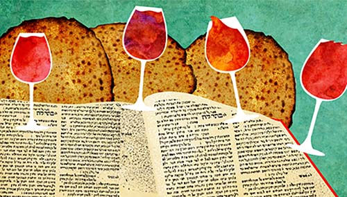 Passover Seder… in a Nutshell