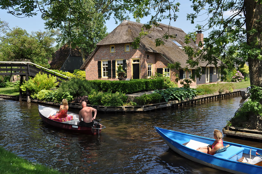Dream Vacation: Giethoorn