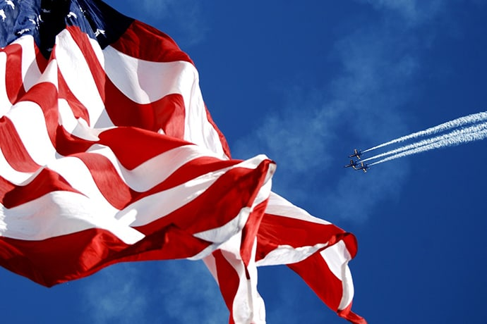How to Fly the U.S. Flag on Patriotic Holidays