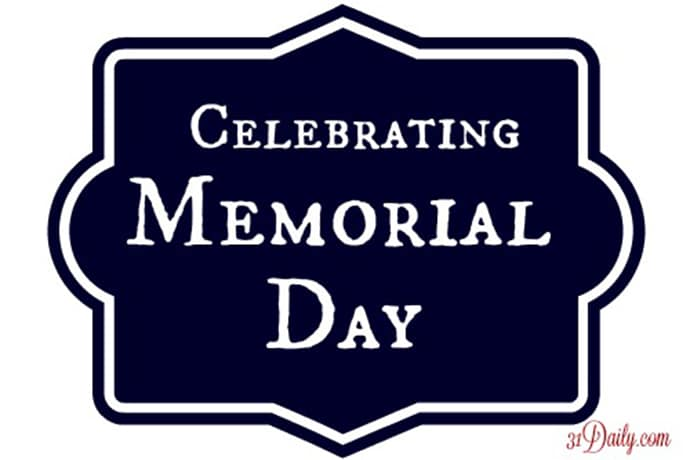 Celebrating Memorial Day: Food and Inspirations