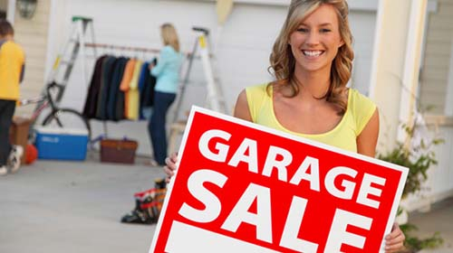 9 Best Items to Sell at Your Next Garage Sale at 31Daily.com