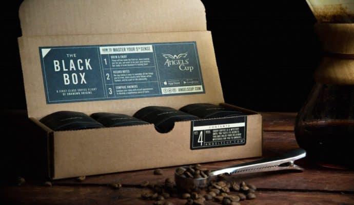 Angels' Cup Coffee Tasting Kit