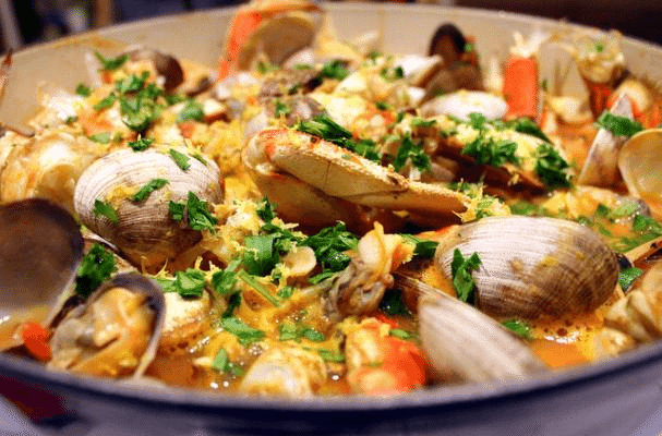 Crab-Cioppino