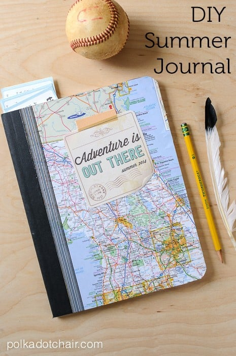 A Summer Journal to Capture Dreams, Life and Experiences | 31Daily.com