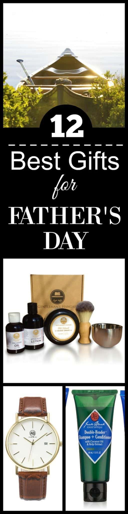 Father's Day is just around the corner, which means it's time to start thinking about gift ideas. We have a few ideas. 31Daily.com