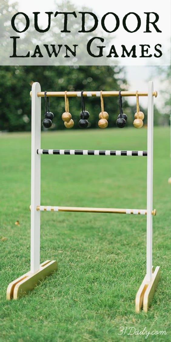 Pin Outdoor Games