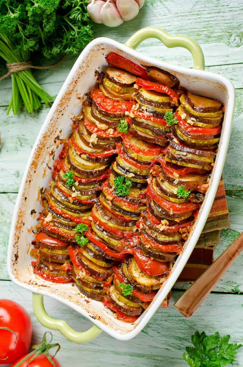 Classic French Provencal Ratatouille | 31Daily.com