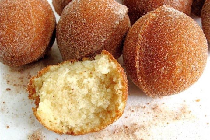 mc_Baked Doughnut Holes