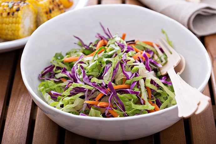 Simply Coleslaw: The Perfectly Easy Summer Side