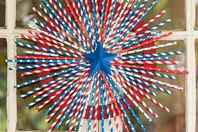 10 Easy DIY Patriotic Crafts