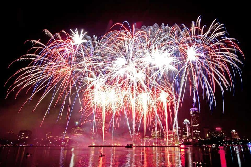 Boston Pop's 4th of July Fireworks Show - 31Daily.com