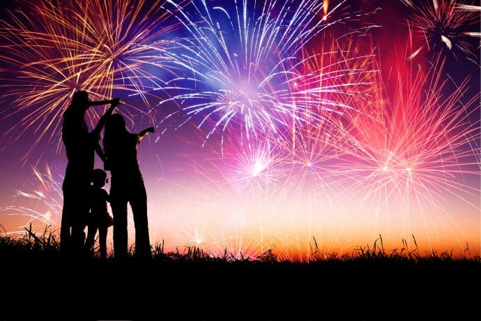 5 Tips for Taking Firework Photos with Your Phone | 31Daily.com