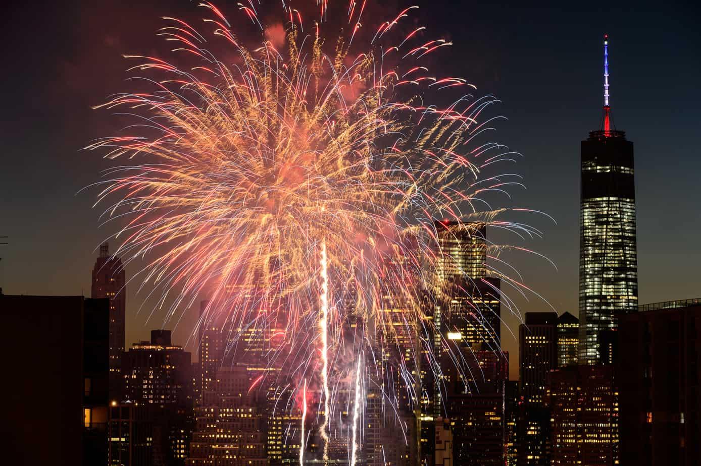Kaboom Town - Addison, Texas Fireworks Show - 31Daily.com