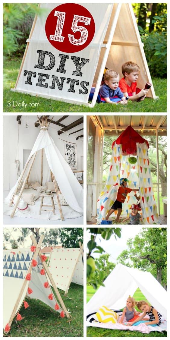Pin-Tents