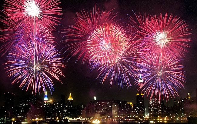Best 4th of July Firework Shows in America - 31Daily.com