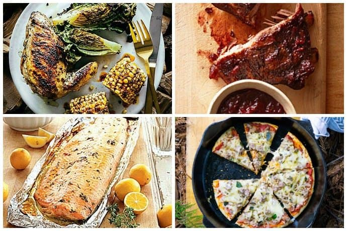 7 Delicious Outdoor Foods to Grill This Summer