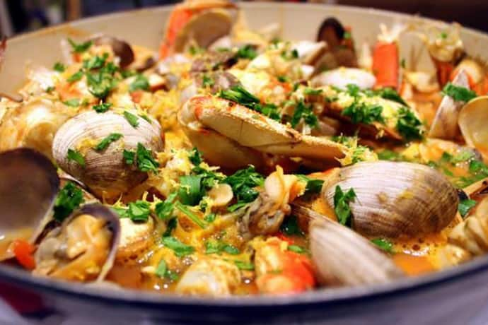 Seattle Style Cioppino