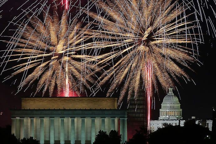 12 Best 4th of July Firework Shows