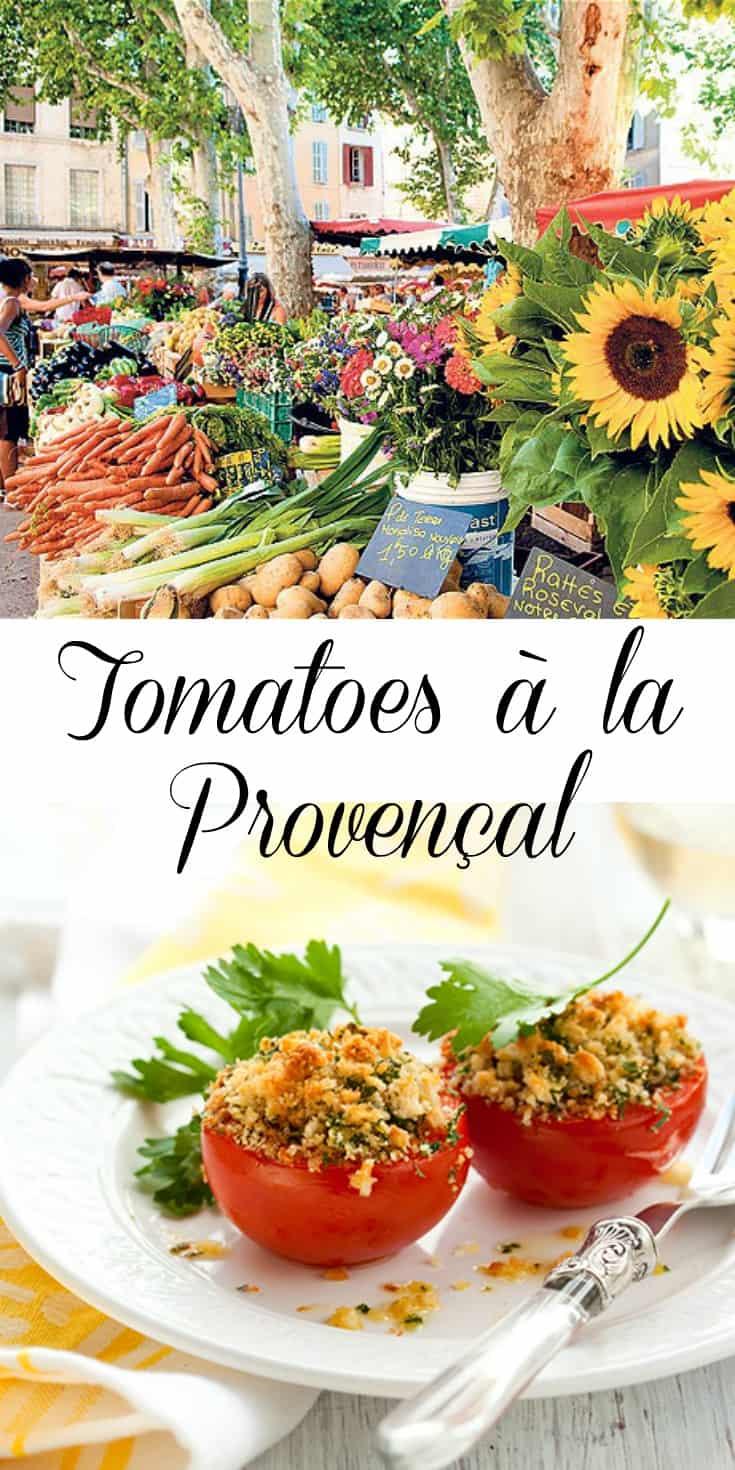 Roasted Tomatoes à la Provençal | 31Daily.com