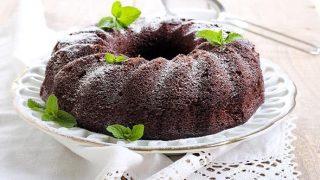 A Delicious Chocolate Zucchini Cake