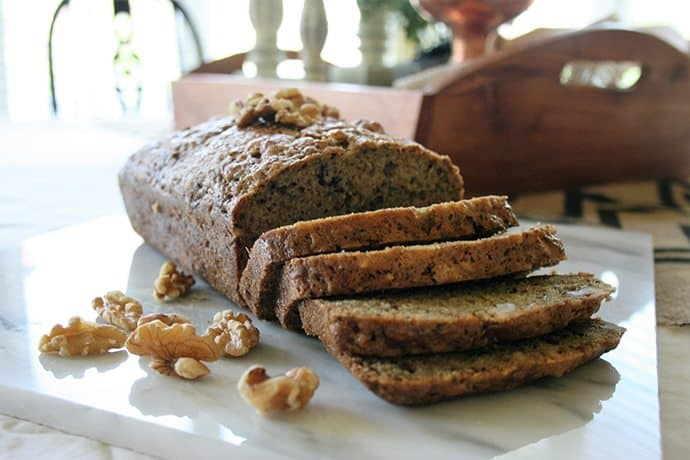 A Favorite Fresh Zucchini Bread Recipe